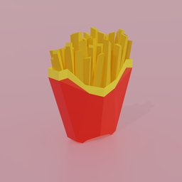 Thumbnail: Fries
