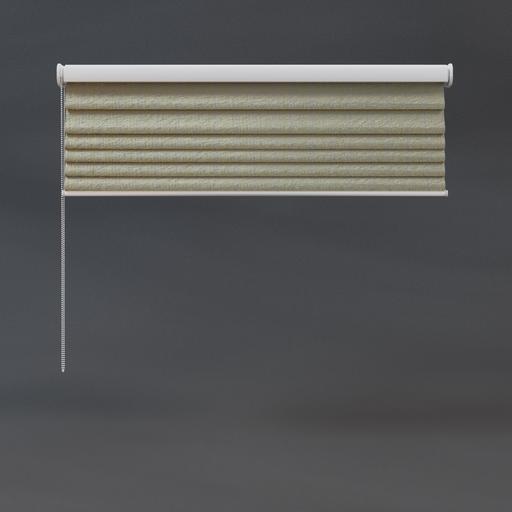 Roman blinds 03 quarter beige