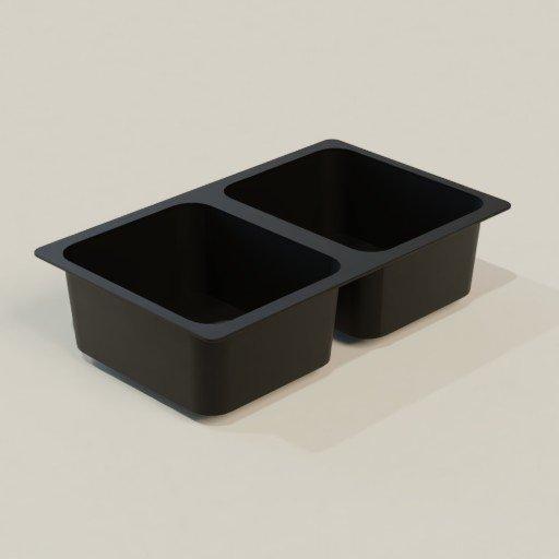 Modern kitchen sink 2