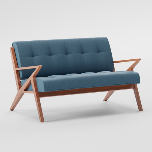Thumbnail: Sofa with seat