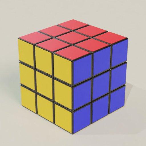 Thumbnail: Rubik cube