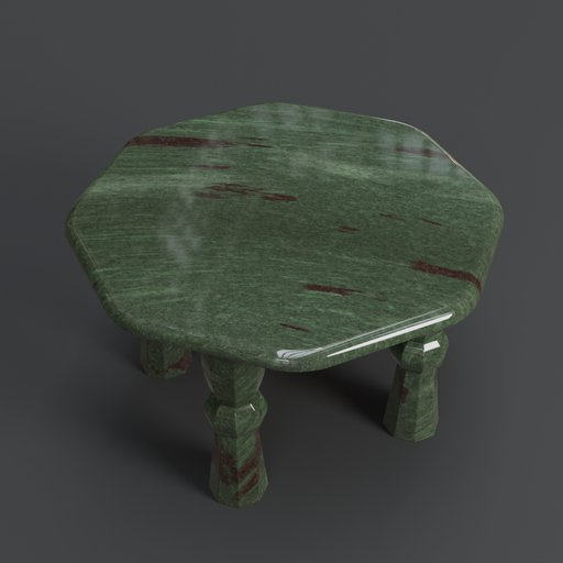 Thumbnail: Octagonal Granite Table