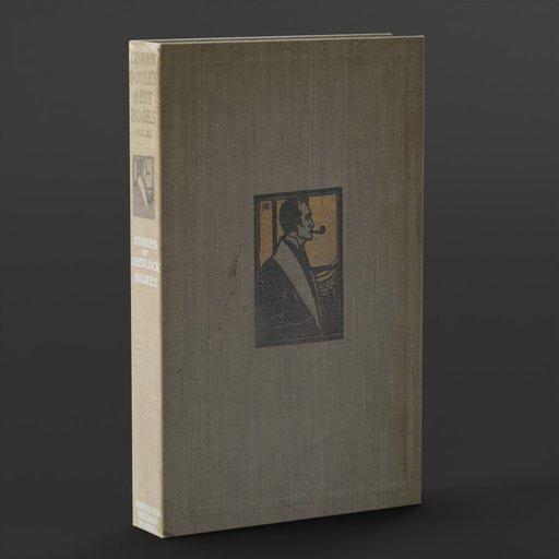 Thumbnail: Conan Doyle's Best Books Vol. III (Stories of Sherlock Holmes)