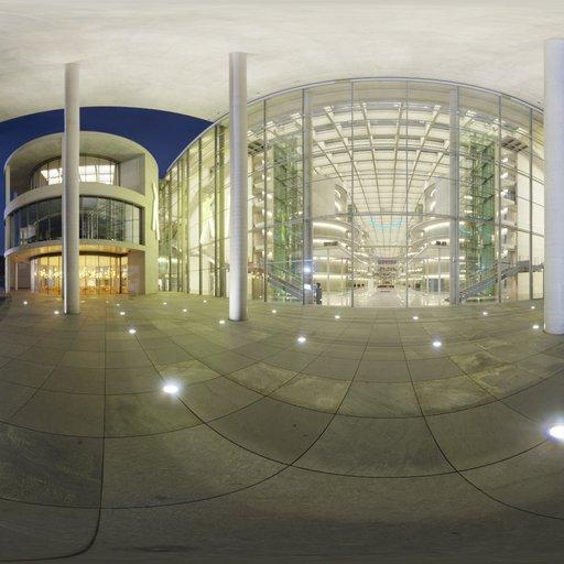 Modern Buildings Night