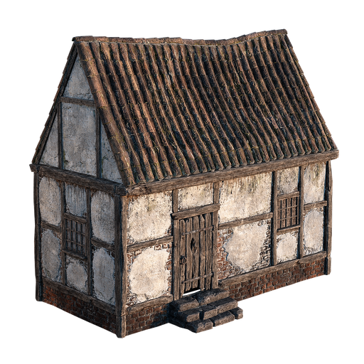 Thumbnail: Medieval house