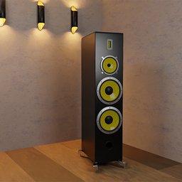 Thumbnail: Floorstanding Speaker