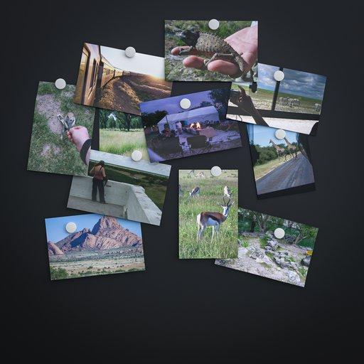 Photo Picture decoration set