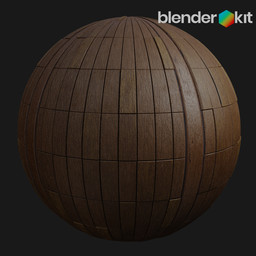 Thumbnail: Wooden floor 001 (Kit)