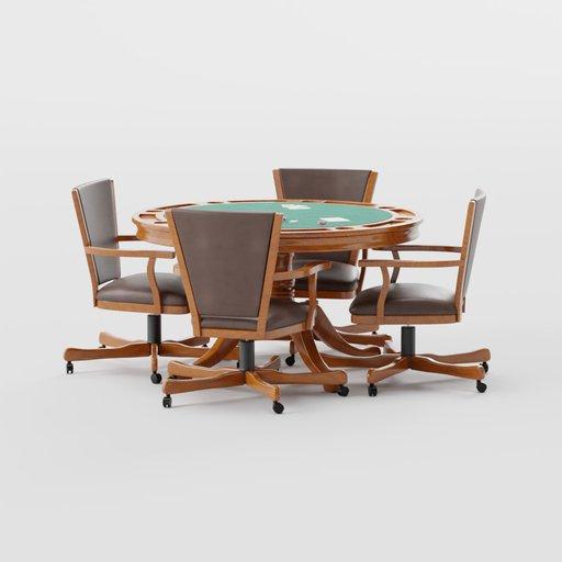 Thumbnail: Poker Table