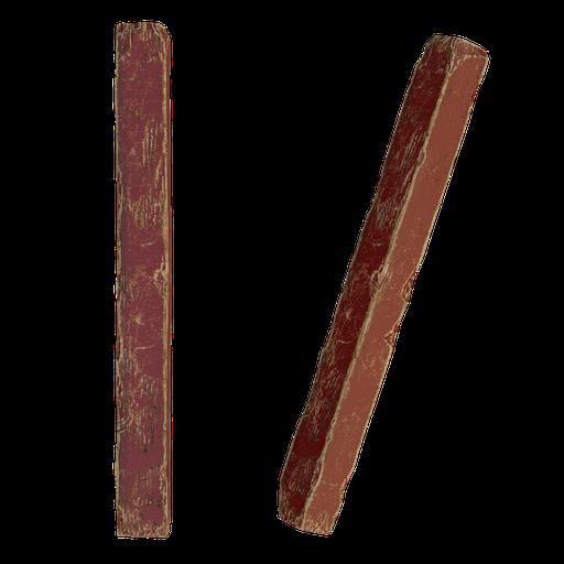 Thumbnail: Balk painted red