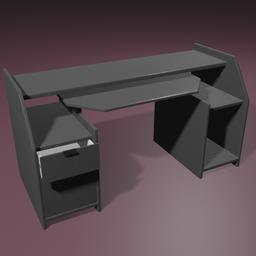 Thumbnail: Computer desk