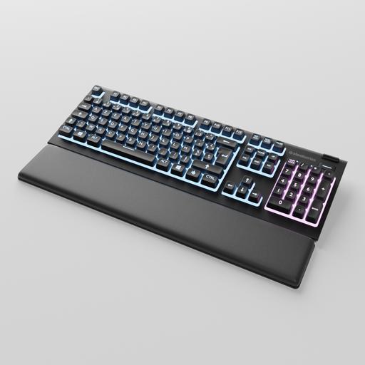 Thumbnail: Gaming Keyboard