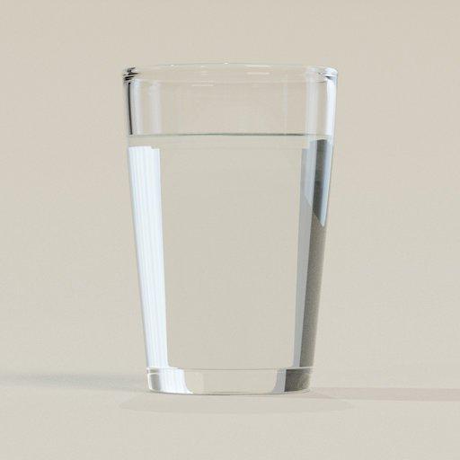 Thumbnail: Glass full of water