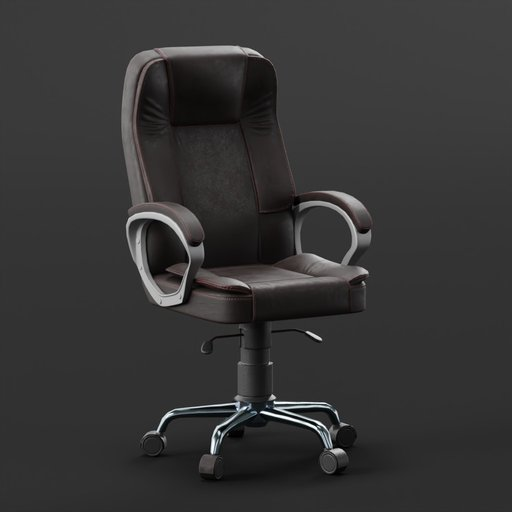 Thumbnail: Executive office chair