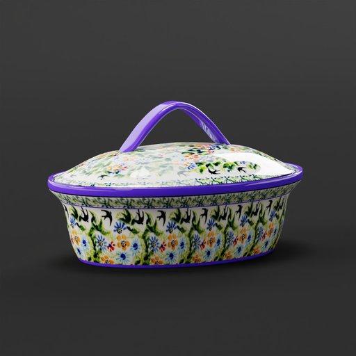 Thumbnail: ceramic baking dish