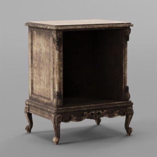 Thumbnail: Classic nightstand