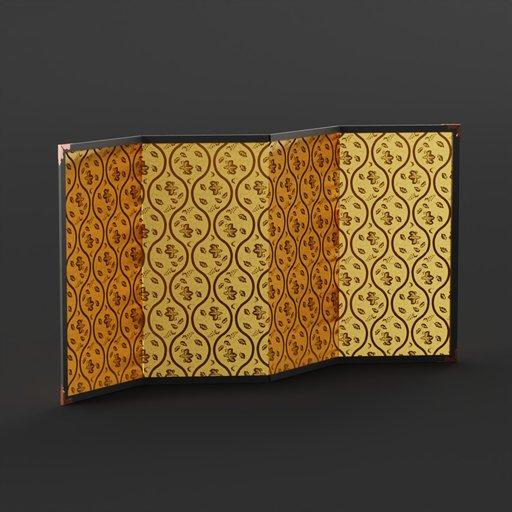 Thumbnail: Golden screen