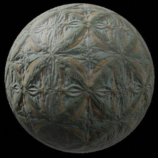 Thumbnail: Ornamental tiles