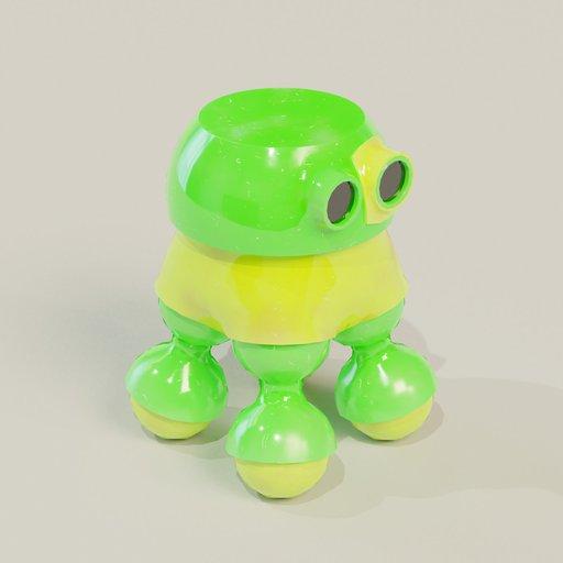 Chhotu - the mini robot