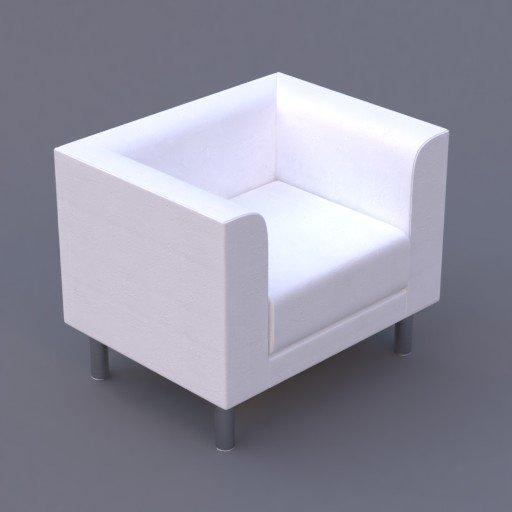 Thumbnail: favara I armchair white