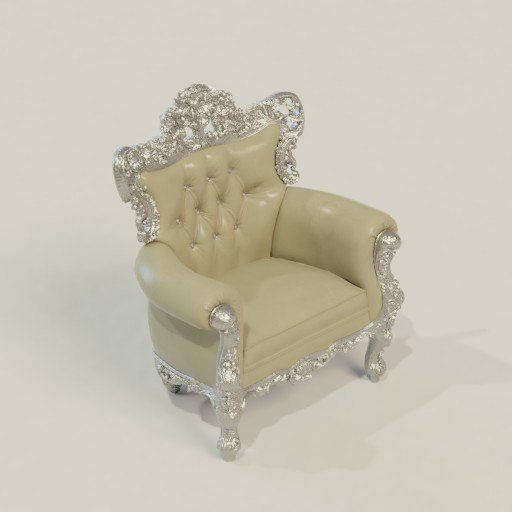 Thumbnail: Baroque chair