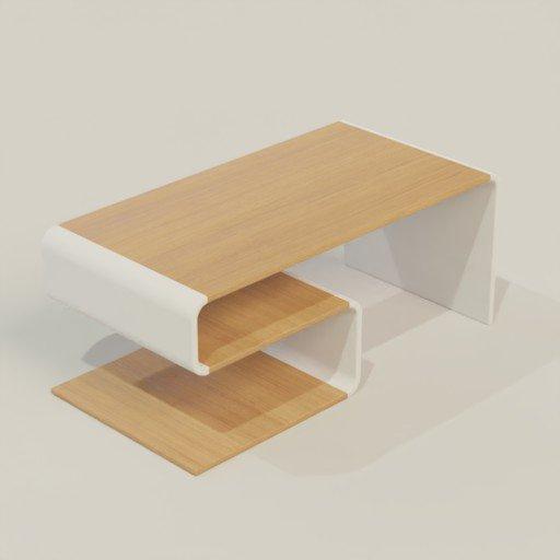 Thumbnail: Coffee Table 120 x 60 x 50 II