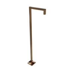 Thumbnail: Straight floor-mounted tap