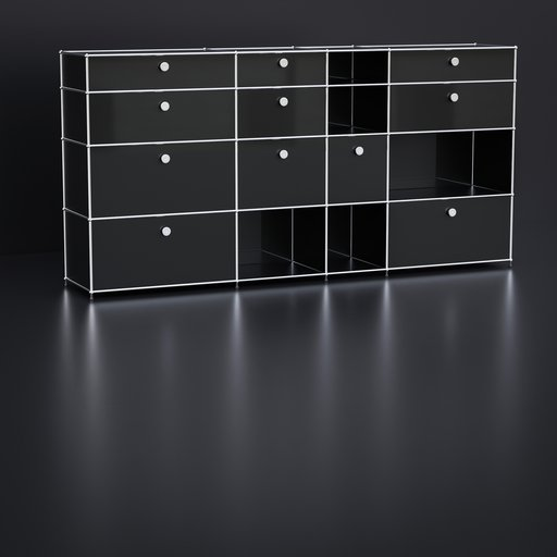 Thumbnail: High Quality office furniture - storage shelf