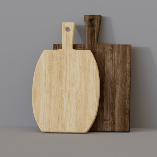 Thumbnail: KITCHEN SET 2 - Cutting Board