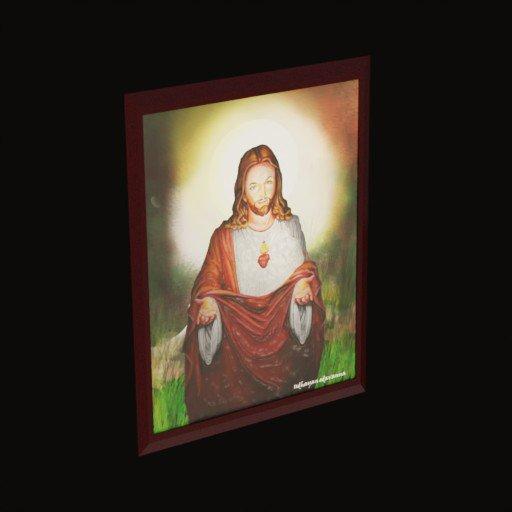 Thumbnail: Jeasus christ painting