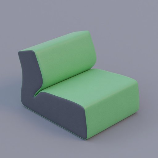 Thumbnail: armchair leatherette