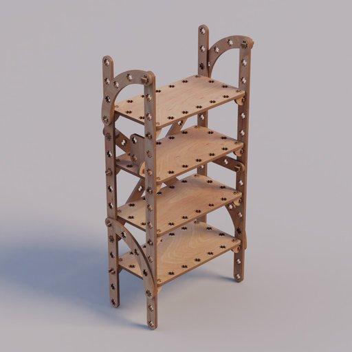 Thumbnail: ROSTE shelf 70
