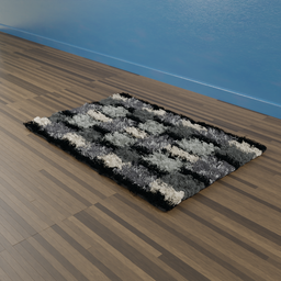 Thumbnail: Simple Wool Carpet
