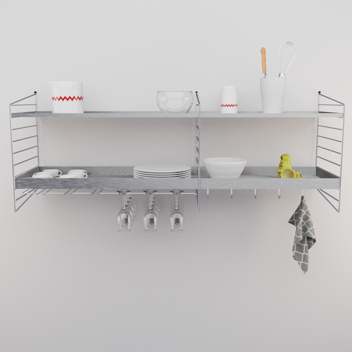 String System (kitchen)
