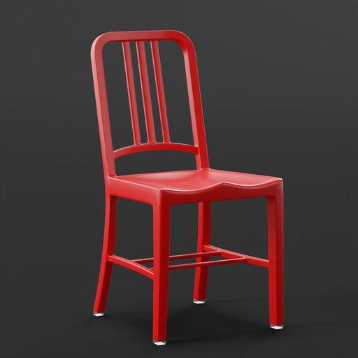 Thumbnail: Emeco chair