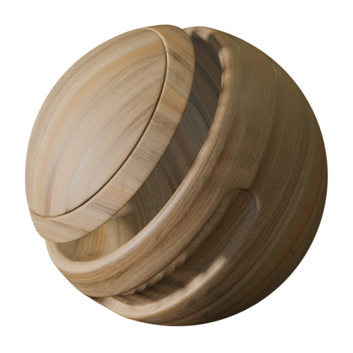 Thumbnail: Persian walnut PBR texture seamless