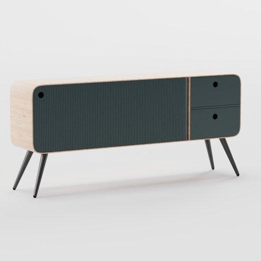 Thumbnail: Long Board / Cabinet Furniture - Vivo Line