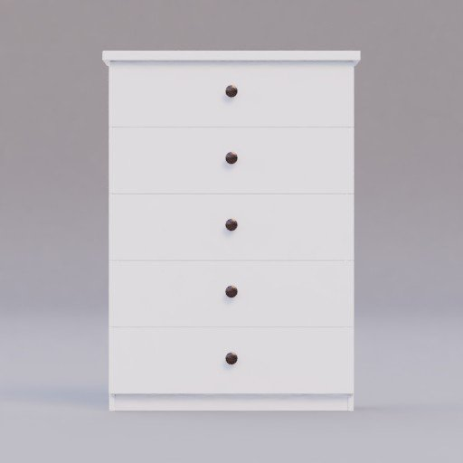 Thumbnail: small cabinet with drawers