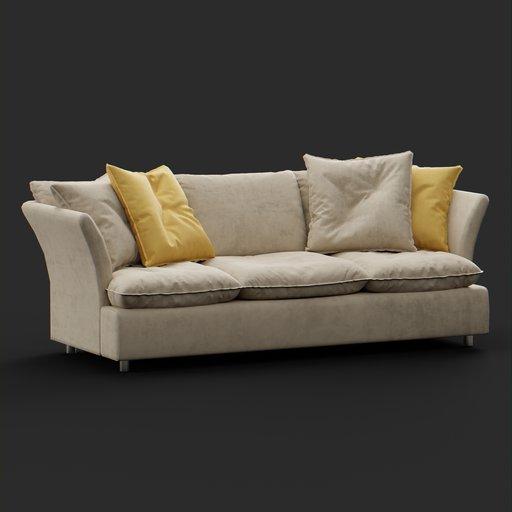 Thumbnail: Ikea Classic sofa