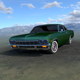 Thumbnail: Chevrolet Impala
