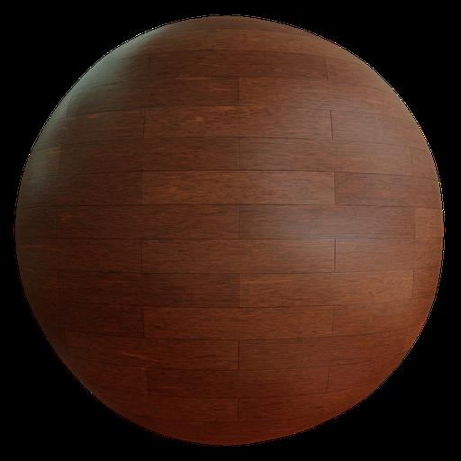 Wooden floor procedural