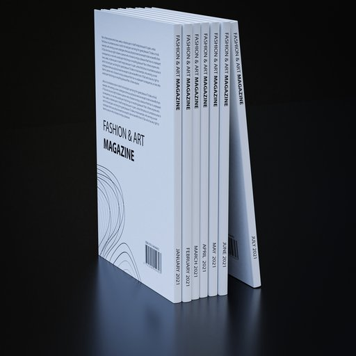 Thumbnail: Magazine Collection