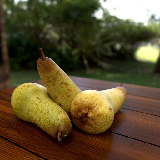 Thumbnail: Pears