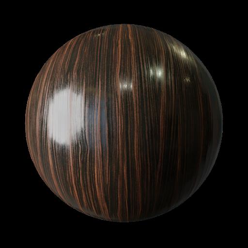 Thumbnail: Ebony dark wood fine texture