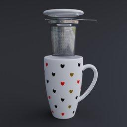 Thumbnail: Tea Mug With Infuser