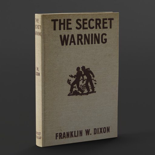 Thumbnail: OLD BOOK: The Secret Warning