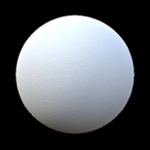 Thumbnail: plaster white irregular