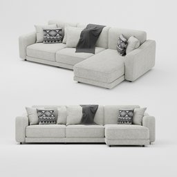 Thumbnail: White Sofa