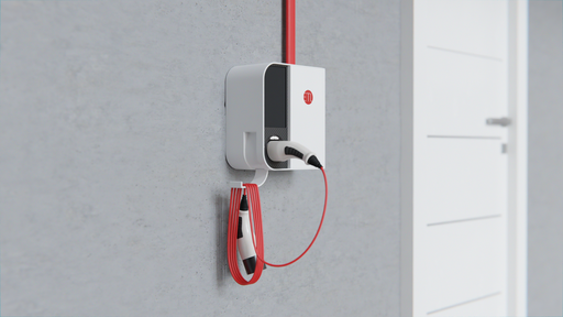 Wall Box for EV /  Electric Car (with Cable)