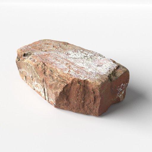 Old crushed brick 02